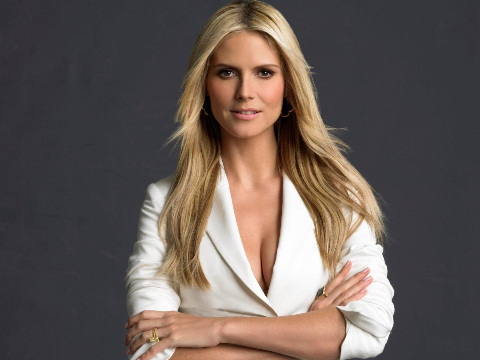 SEXIEST MODEL IN THE WORLD: HEIDI KLUM